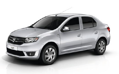 cel mai bun rent a car Dacia Logan