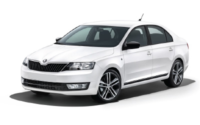 rent a car Skoda Rapid Medias