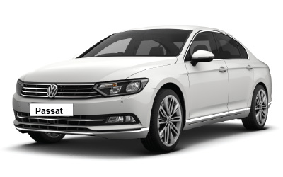 rent a car Volkswagen Passat Voluntari