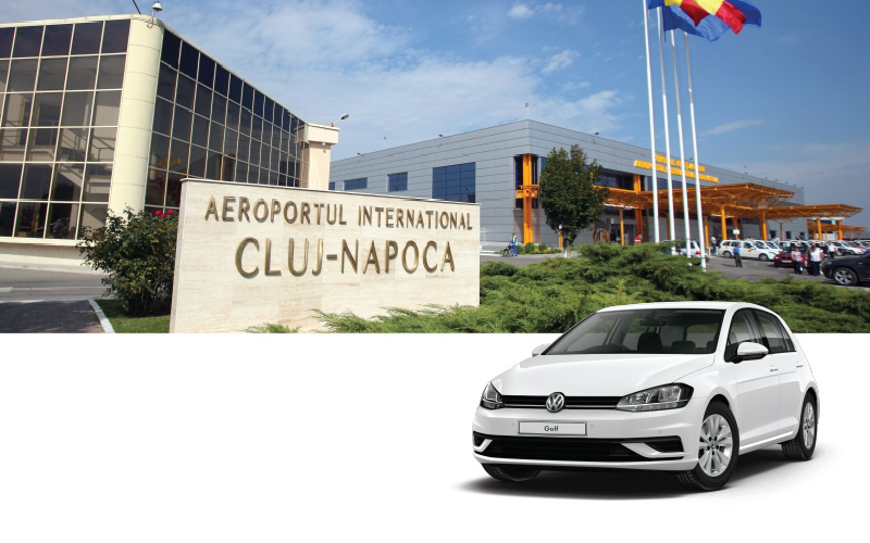 rent a car Aeroportul International Avram Iancu Cluj CLJ