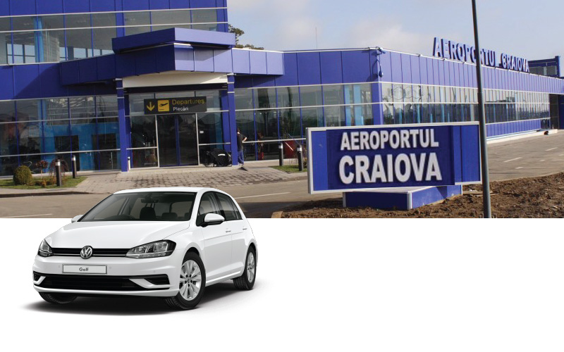 rent a car Aeroportul International Craiova CRA