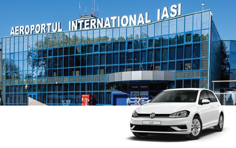 rent a car Aeroportul International Iasi IAS