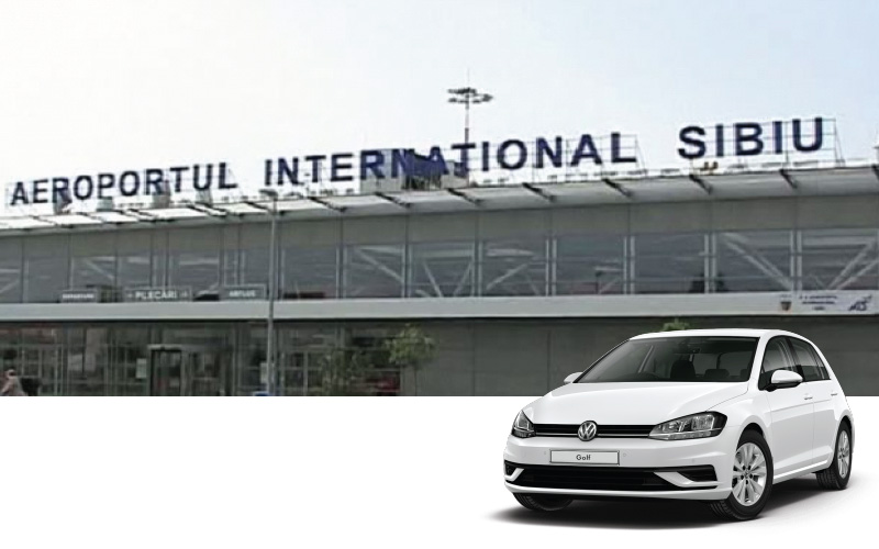 rent a car Aeroportul International Sibiu SBZ