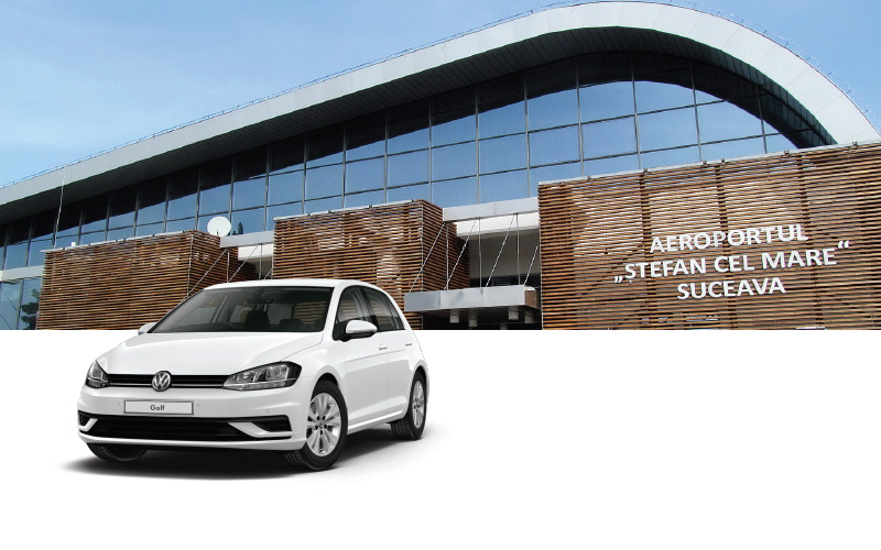 rent a car Aeroportul International Stefan cel Mare Suceava SCV